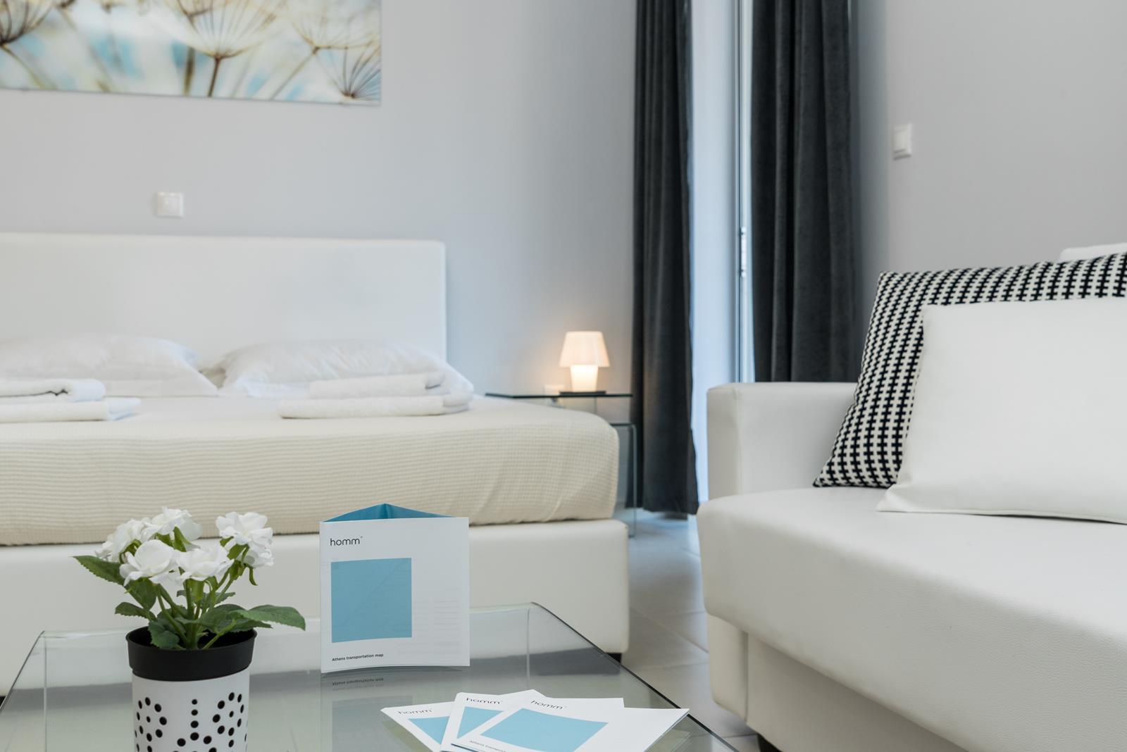 athens accommodation - Alekos Apartments & Suites