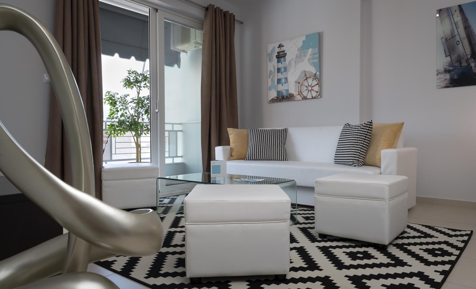 2 Bedroom Apartment - Alekos Apartments - Athens ...