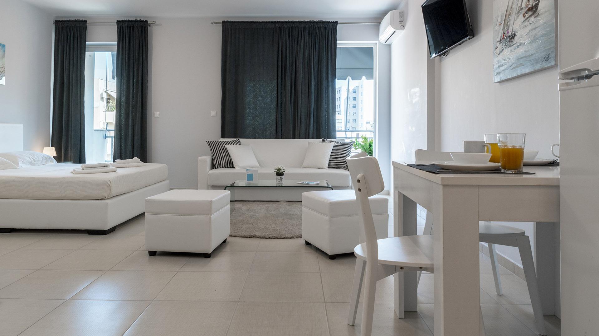 ξενοδοχεια αθηνα - Alekos Apartments & Suites