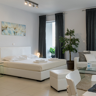 accommodation athens - Alekos Apartments & Suites