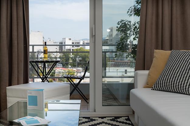προσφορες διαμονης αθηνα - Alekos Apartments & Suites