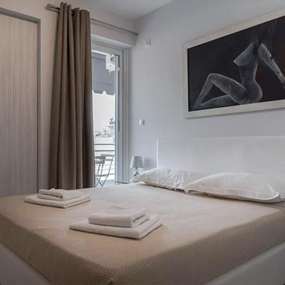διαμονη αθηνα - Alekos Apartments & Suites