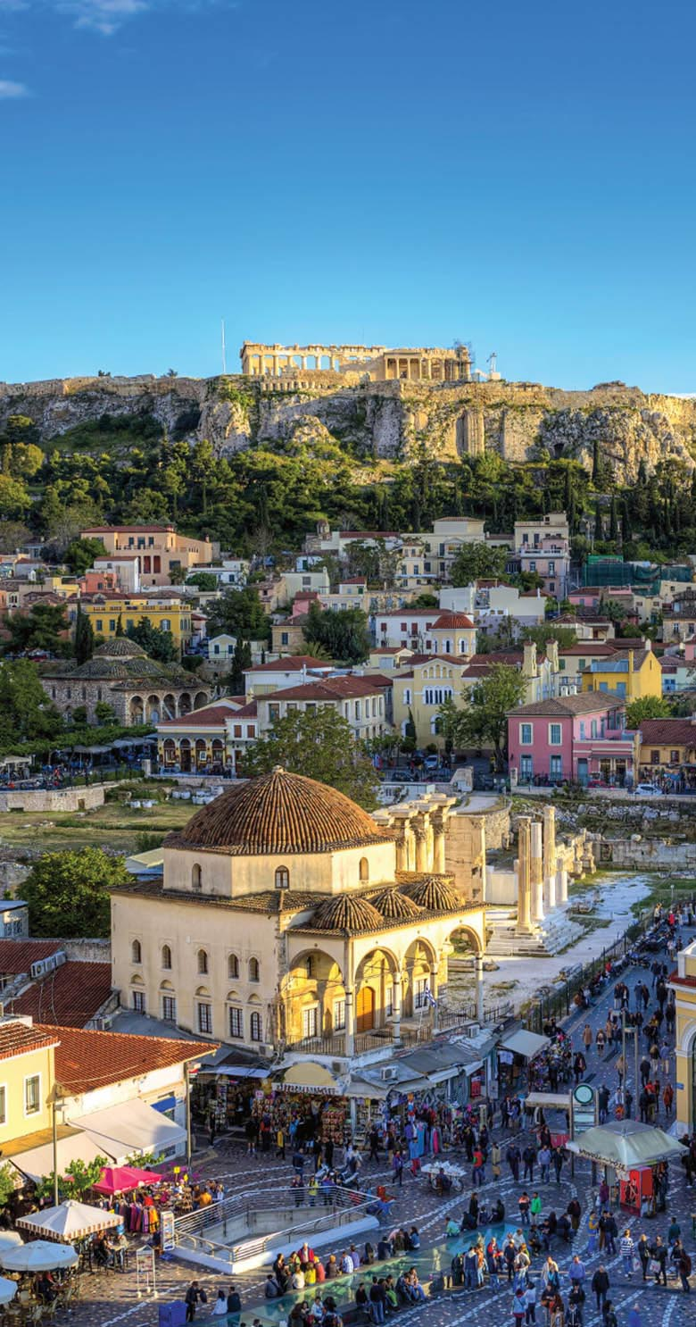 athens sights - Alekos Apartments & Suites
